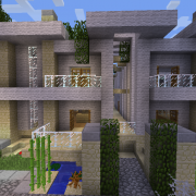 White Semi-Detached House
