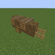 Woodcutter's Cart