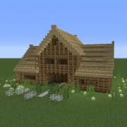 minecraft house ideas wood easy