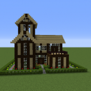 Wooden House 9
