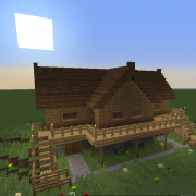 Wooden Mansion 1