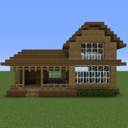 Wooden House 16