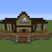 Wooden House 17