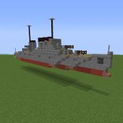 WW2 County-class Heavy Cruiser