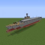 WW2 HMS Ark Royal