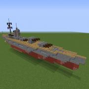 WW2 Renown-class Battlecruiser
