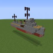 WW2 Tribal-class Destroyers