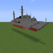 WW2 W-class Destroyer